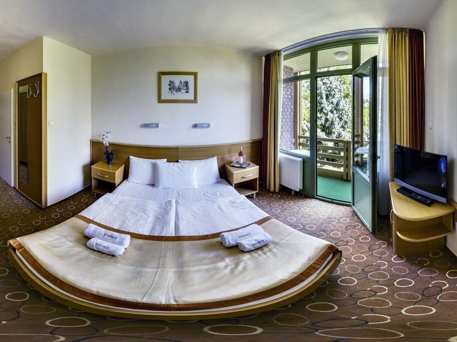 hotel thermal harkanj banja
