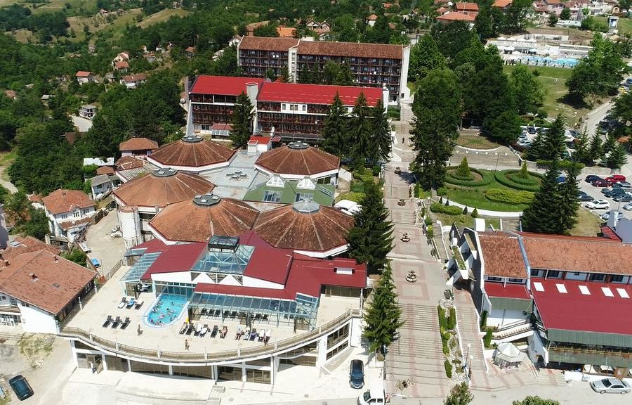 Hotel Radan - Prolom Banja