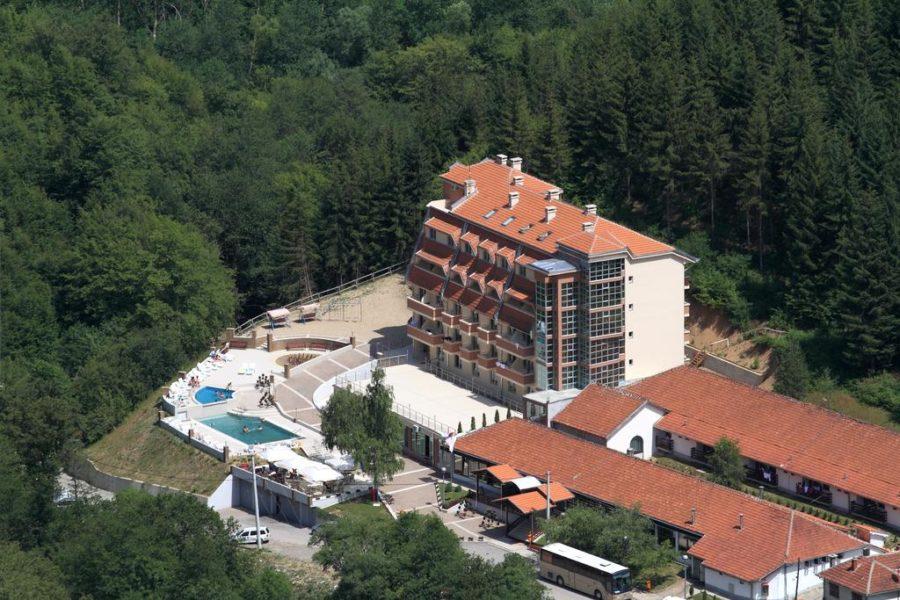 Hotel Jelak - Lukovska Banja