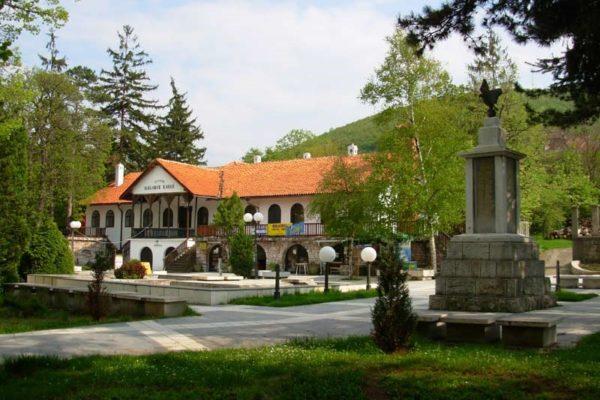 Srbija, Sokobanja - park