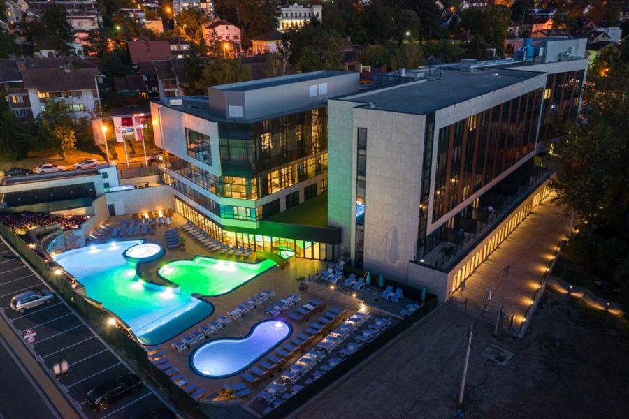 Vrnjačka Banja – hotel Tonanti 5*
