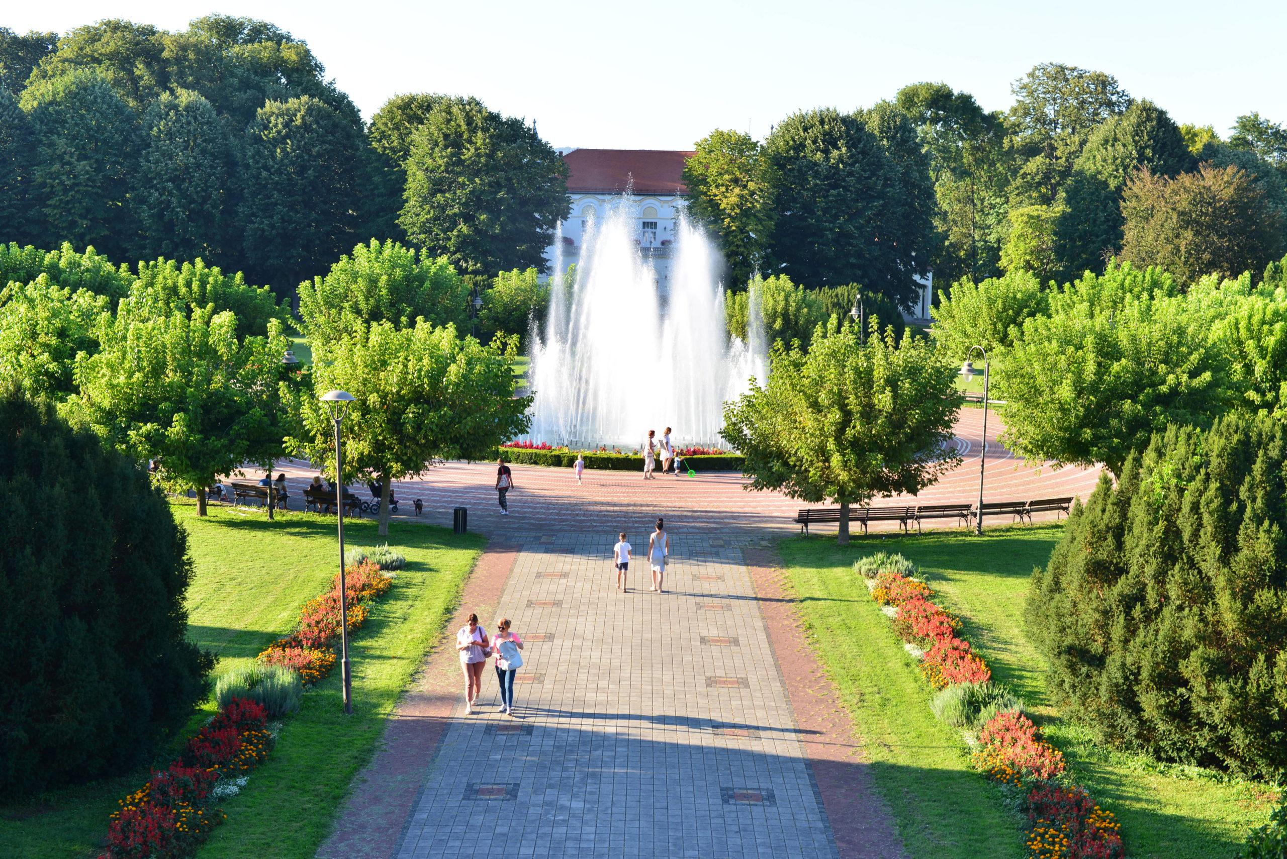 Fontana Banja Koviljača