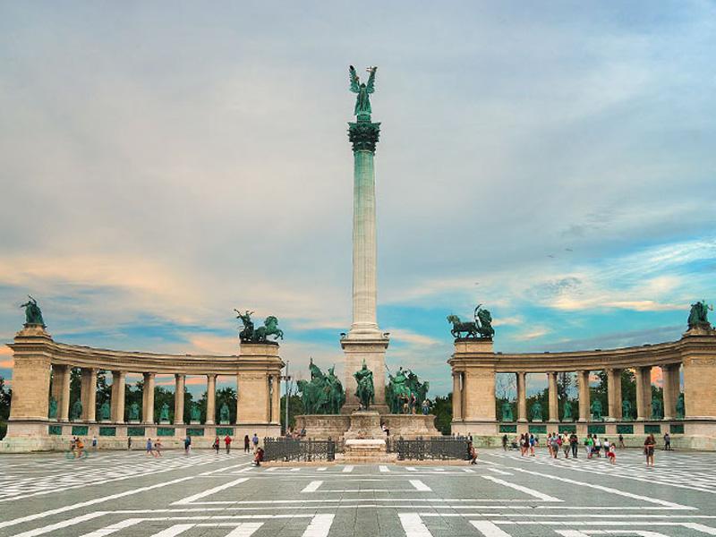 Budimpešta 2 noćenja